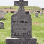 #56 - max mustermann ain't is still alive in graveyard